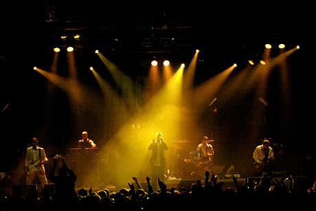 Raga Rockers - her på Uka 2005. Foto: Arne Kristian Gansmo/ NRK
