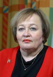 Avdelingsdirektør Paula Tolonen (Foto Berit Roald/Scanpix)
