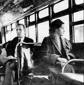 R. Parks på bussen