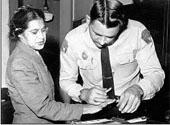 R. L. Parks arrestert