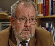 Trygve Eklund, direktør i Statens arbeidsmiljøinstitutt STAMI. Foto: NRK Brennpunkt