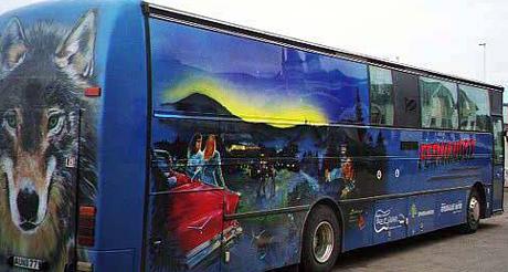 Sveriges fineste bandbuss