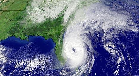 Orkanen Wilma har ført til store ødeleggelser, og det går også ut over kulturlivet. Foto: AP Photo / Scanpix.