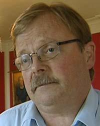 En av dem som er med i diskusjonsgruppa er Magnar Kleiven.