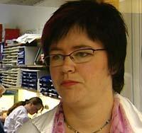 Tove Kreppen Jørgensen er direktør for medisinsk divisjon ved Sykehuset i Østfold.