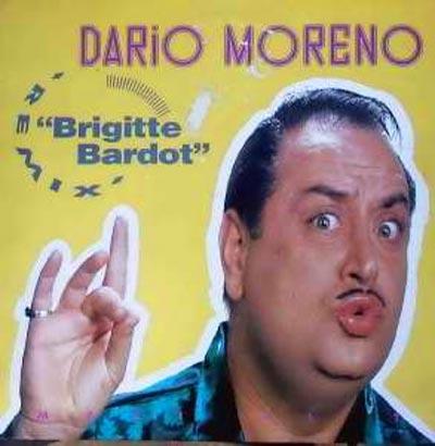 """Tidlig på 80-tallet tok Antonsen artistnavnet """"Dario Moreno""""."""