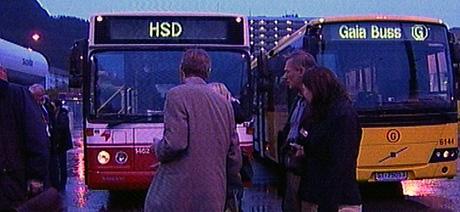 HSD og Gaia slår seg sammen. Foto: NRK.