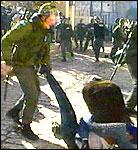 Palestinarar er i opprør mot den israelske okkupasjonen av Gaza og Vestbreidda. (Arkivbilete)