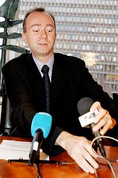 Kulturminister Trond Giske har latt millionene regne over musikken. Foto: Håkon Mosvold Larsen, Scanpix.