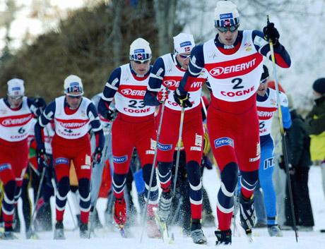 Det blir verdenscupåpning i langrenn på Beitostølen neste helg (Foto: NRK)