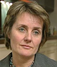 Ida Berg Hauge, daglig leder for Opplysningskontoret for meieriprodukter, anbefaler at jenter får i seg tre meierienheter om dagen.