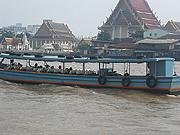 Har du god tid, så prøv kanalbåtene. Foto Andreas Toft.