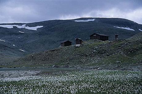 Vakker natur er noe av det som skal lokke turister hit. Foto Den Norske Turistforening.