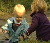 Tidligere i høst fortalte Puls at mange barnehagebarn leker i giftig jord. Så mange som 60 prosent av barnehagene i Oslo er full av giftstoffer.