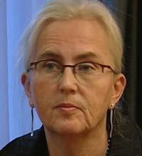SVs miljøvernminister Helen Bjørnøy. Foto: NRK/Puls.