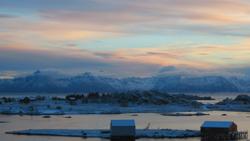 Bø i Nordland. Foto: NRK