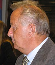 Ordfører på Tjøme, Per Hotvedt Nielsen. Foto: NRK.