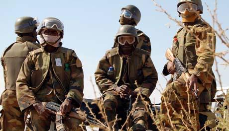 Målet er å få slutt på konflikten i området. (Foto: O.McDoom, Reuters)