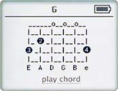 iRocker hjelper deg i gang på gitaren. Foto: Harmony-central.com.