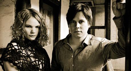 Lawra Somby og Sara Marielle Gaup. Foto: Knut Åserud