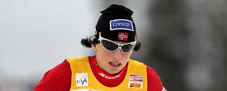 Marit Bjørgen. (Foto: Erlend Aas / SCANPIX)