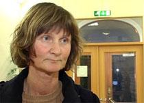 Klinikksjef Torun Alveng ved Nordland psykiatriske sykehus