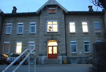 Nordlandssykehuset psykiatrisk avdeling
