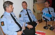 Den drapsiktede ektemannen fra Nøtterøy har ikke tatt stilling til spørsmålet om straffskyld.