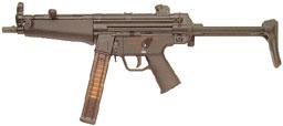 MP5 maskinpistol