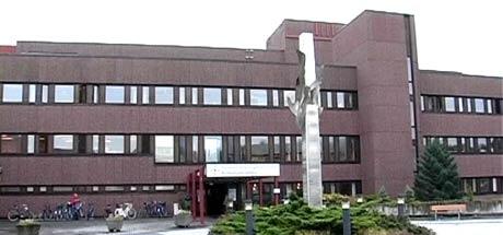Styret i Helse Nordmøre og Romsdal håper på ro ved Kristiansund sykehus (Foto: NRK)