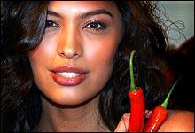 Sentralstimulerende: Er chili erotisk mat? (Foto: SCANPIX)