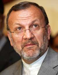 Manouchehr Mottaki. (Foto: AFP/Scanpix)