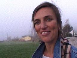 Helga Flesland Simonsen. Foto: NRK.