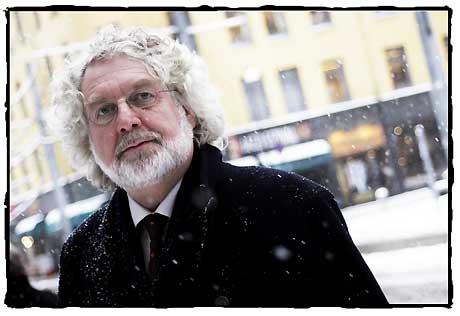 Edvard Hoem er nominert for fjerde gang til Nordisk Råds litteratupris. Kl 12 vet vi om han får prisen denne gangen. Foto: Scanpix