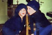 Erlend og Steinjo som barn (Foto: Privat)