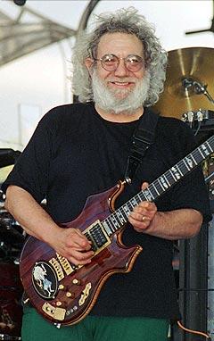 The Grateful Dead ble oppløst i 1995 etter at gitarist Jerry Garcia døde. Foto: Toby Talbot, AP Photo / Scanpix.