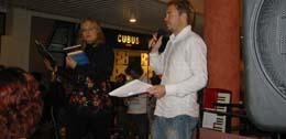 Auksjonarius Jesper Edvardsen