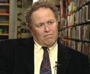 Dr. Avner Cohen ved University of Maryland regnes som verdens fremste ekspert på Israels atomvåpenprogram Foto: NRK Brennpunkt