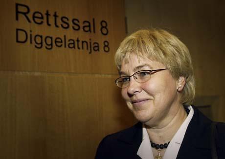 Monica Kristensen Solås (Foto: Scanpix)