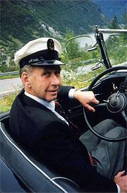 Karl Mjelva . Foto: Haakon D Blaauw