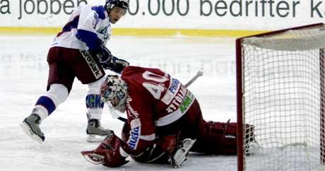 Stjernen-målvakt Kimmo Kytölaakso, kommer tilbake til klubben (Arkivfoto: Erlend Aas / SCANPIX )