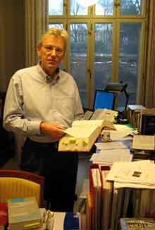 Jussprofessor Hans Christian Bugge mener det ikke er noe USA kan anke i saken. Foto: Espen Eggen, NRK