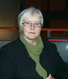 Direktør for Plan- og bygningsetaten, Ellen de Vibe. Foto: NRK.