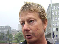 Magnus Johansson, foto: NRK
