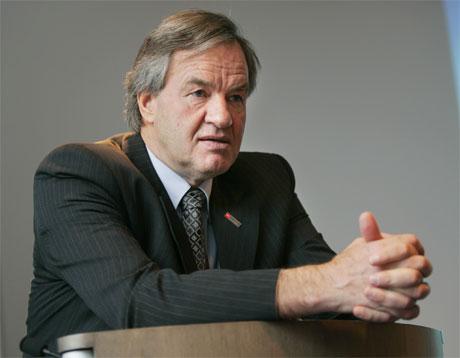 Bjlørn Kjos er administrerende direktør i Norwegian. (Foto: Lise Åserud/scanpix)