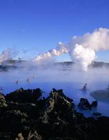 Ikke rart at dette har blitt Islands største turistattraksjon. Foto Blå Lagune.