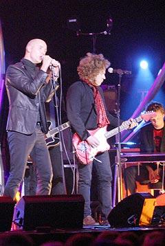 Madrugada var det norske innslaget under Nobelkonserten. Foto: Jørn Gjersøe, nrk.no/musikk.