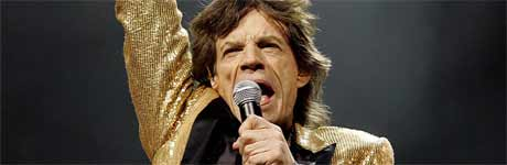 Mick Jagger. Foto: AP/Scanpix