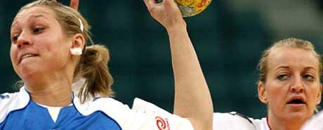 Russland slo Norge i håndball-VM. (Foto: REUTERS/ Scanpix)