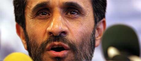 Det har blitt værre for opposisjonelle i Iran side Mahmoud Ahmadinejad ble valgt til president, mener Amnesty.